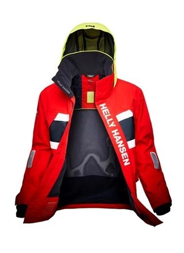 Helly Hansen Hh Salt Coastal Jacket Kırmızı